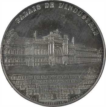 Second Empire, Exposition Universelle, dans sa boîte MASSONET d'origine, 1855 Paris