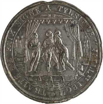 Premier Empire, la Paix de Tilsit, 1807