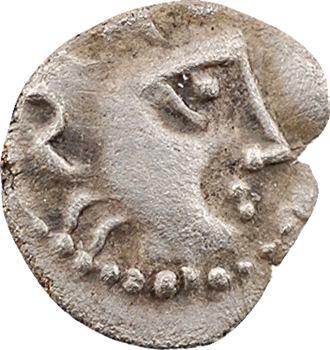 Séquanes, obole MASO ou MAOS, tête à droite, c.80-50 av. J.-C