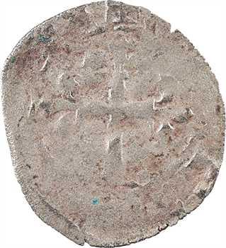 Bretagne (duché de), Charles de Blois, double parisis, s.d. (c.1350) Rennes