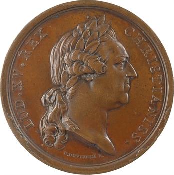 Louis XV, mariage du Comte de Provence et M.-J. de Savoie, 1771 Paris
