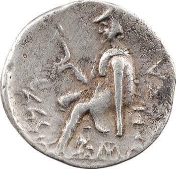 Parthe (royaume), Arsacès Ier, drachme, Nisa ?