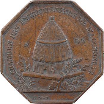 Premier Empire, Chambre des entrepreneurs de maçonnerie, 1810 Paris