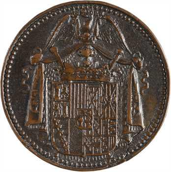 Louis XIII, Henri de Nogaret, duc de Candale, fonte par Dupré (?), s.d