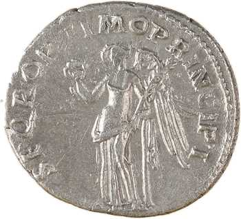 Trajan, denier, Rome, 103-111