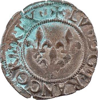 Louis XII, trillina de billon, Milan