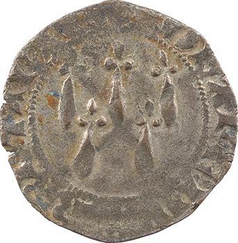 Bretagne (duché de), Jean IV, gros aux cinq mouchetures de Brest, s.d. (c.1355-1362) Brest