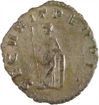 Gallien, denier, Rome, 265-267