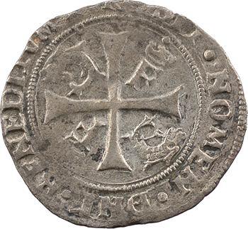 François Ier, grand blanc du Dauphiné 7e type, Romans