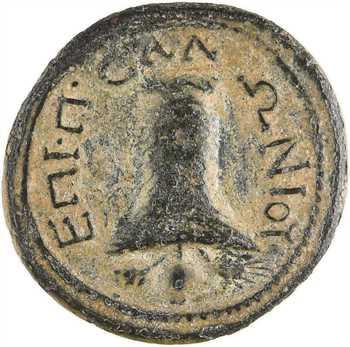 Éolide, sous Marc Aurèle, monnayage semi-autonome, Elaia, 161-192
