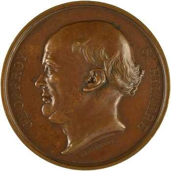 Second Empire, Etienne Geoffroy Saint Hilaire, par Dantzell, s.d