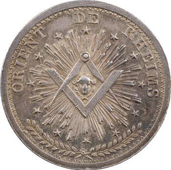 Orient de Reims, la Triple Union, 5812 (1812) Paris