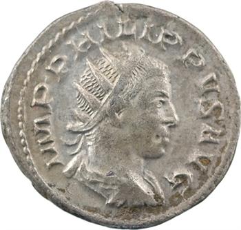 Philippe II, antoninien, Rome, 248