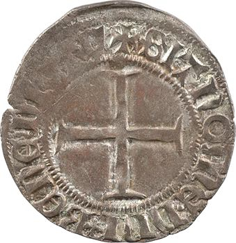 Bretagne (duché de), Jean V, blanc aux neuf mouchetures, s.d. (c.1399-1411) Nantes