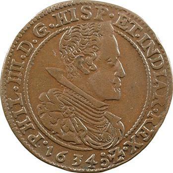 Pays-Bas méridionaux, Brabant, Philippe IV et la ville de Bréda, 1634