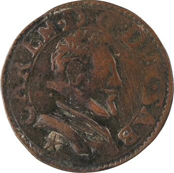 Savoie (duché de), Charles-Emmanuel Ier, forte IVe type, 1596 Chambéry