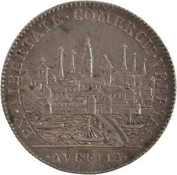 Louis XV, Orléanais, compagnie des marchands de la Loire, 1739 Paris