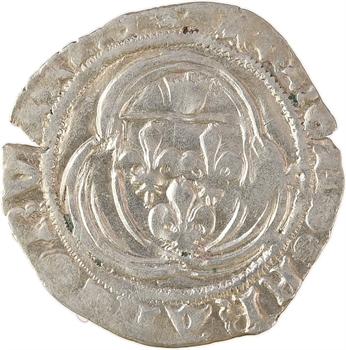 Charles VIII, Petit blanc à la couronne, Toulouse