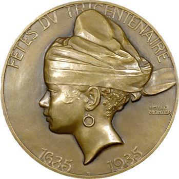 IIIe République, Guyane : tricentenaire, par Monier, 1935 Paris