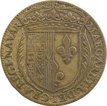 Béarn, Marguerite de Valois, 1575 Paris