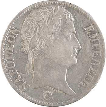 Premier Empire, 5 francs Empire, 1811 Marseille