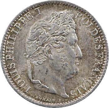 Louis-Philippe Ier, 1/2 franc, 1845 Rouen