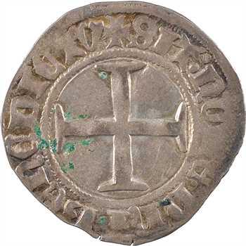 Bretagne (duché de), Jean V, blanc aux quatre mouchetures, s.d. (c.1423-1436) Rennes