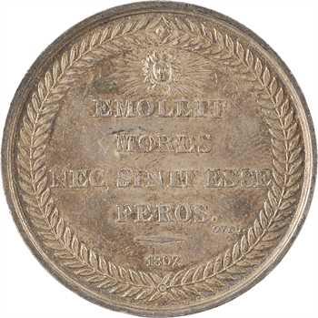 Premier Empire, Société des enfants d'Apollon, 1807 Paris