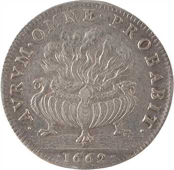Louis XIII, Chambre de Justice, 1622 Paris