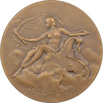 Automobile, Automobile Club de France, concours de 1909 (Delahaye), par J.-B. Daniel-Dupuis, 1909 Paris