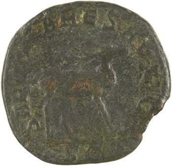 Philippe Ier, sesterce, Rome, 248