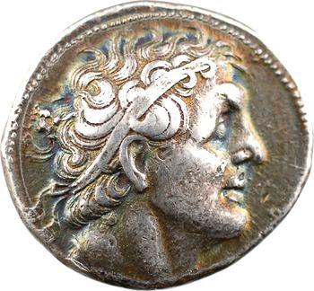 Égypte, Ptolémée II, tétradrachme, Alexandrie, An 35 = 251-250 av. J.-C.