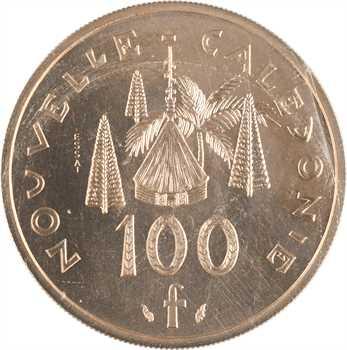 Nouvelle Calédonie, essai de 100 francs, 1976 Paris