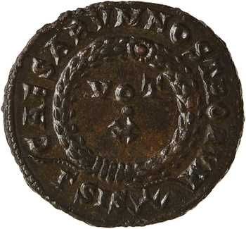 Constantin II, nummus, Siscia, 321-324