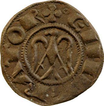 Italie, Sicile (royaume de), Henri VI et Frédéric II, denier, c.1196-1197 Palerme