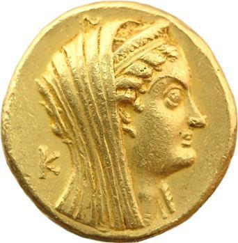Égypte, au nom d'Arsinoé II, octodrachme, Alexandrie, c.180-145 av. J.-C.