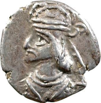 Royaume Perse, Roi incertain, obole