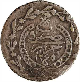 Algérie, Mahmud II, sixième de budju, AH 1245 (1830)