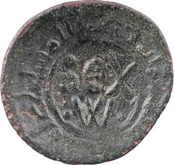 Italie, Sicile (royaume de), Guillaume Ier, fraction de follis, Messine