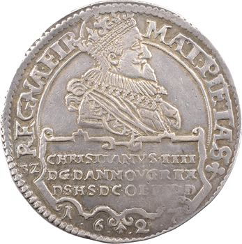 Danemark, Christian IV, specie daler, 1627 Copenhague