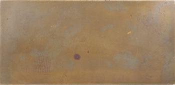 Algérie, Centenaire de l'Algérie, plaque uniface par Béguet, 1930 Paris