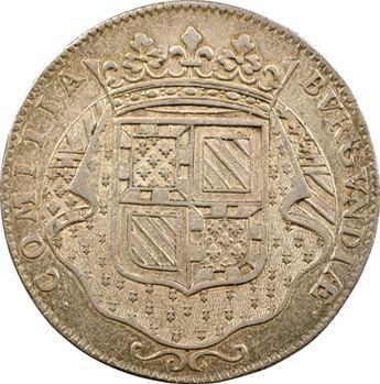 Bourgogne (États de), 1701