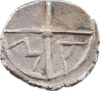 Marseille, obole au type d'Apollon, c.215-200 av. J.-C.