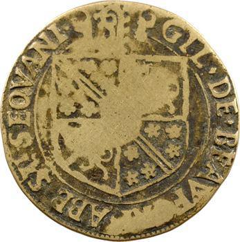 Bourgogne, Saint-Seine, Gilbert de Beaufort, abbé, s.d. (c.1554)