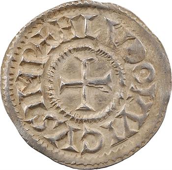 Louis le Pieux, denier, c.820, Aquitaine ou Bourges