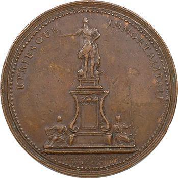 Lorraine : Stanislas Leszczyński (1737-1766), par M.-A. de St-Urbain, 1755 Nancy