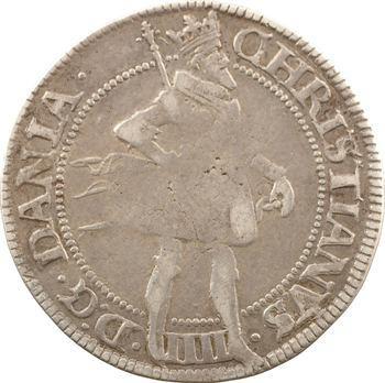 Danemark, Christian IV, couronne (1 krone), 1621 Copenhague