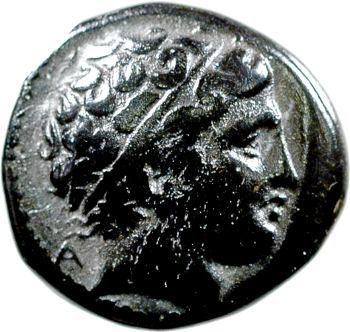 Philippe II, petit bronze, Macédoine, 348-336 av. J.-C.