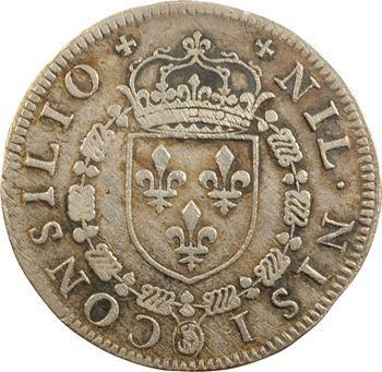 Conseil du Roi, Henri III, 1580 Paris