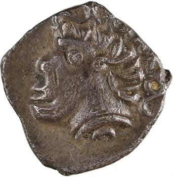 Tolosates, drachme à la tête négroïde, c.52 av. J.-C
